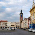 ההיסטוריה של השפה הצ'כית