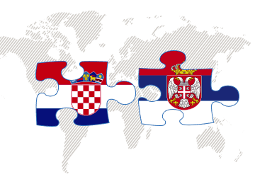 סרבית, קרואטית או שמא סרבו-קרואטית?